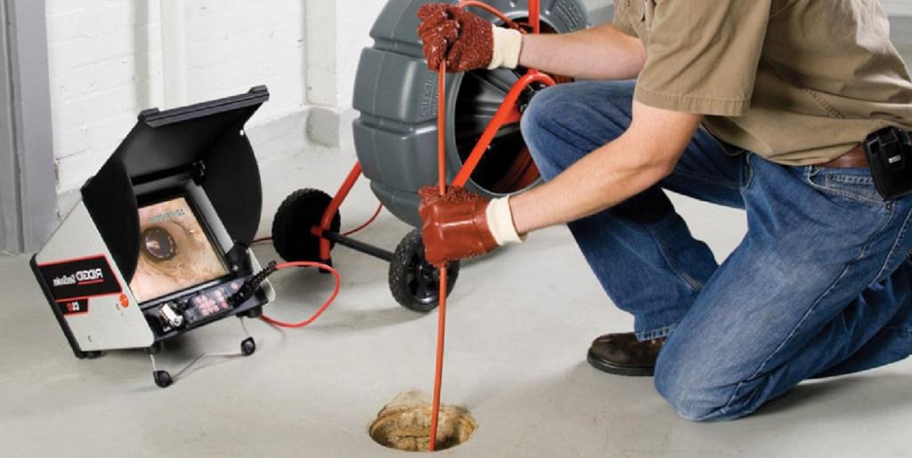sewer camera inspection Denver
