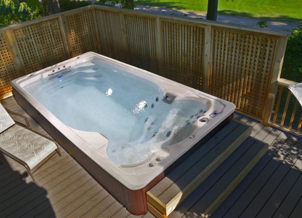 купить спа бассейн