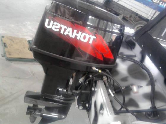 TOHATSU 50. Капитальный ремонт, регулировка