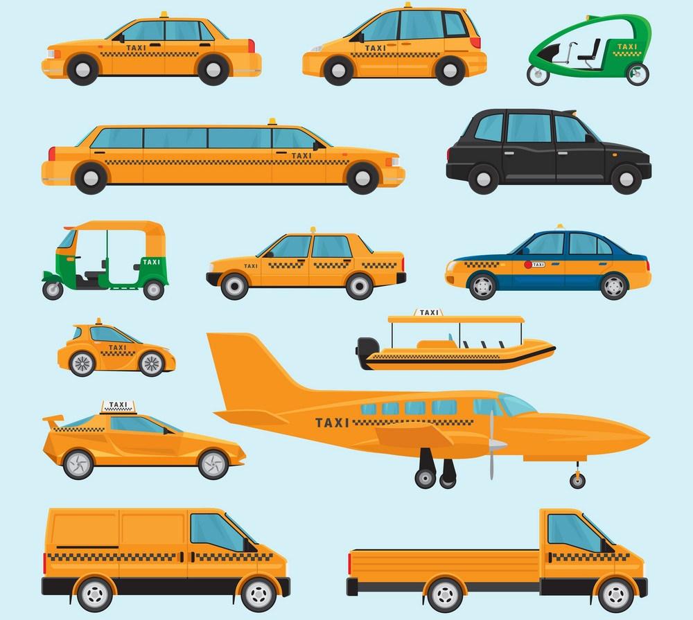 Классификация такси