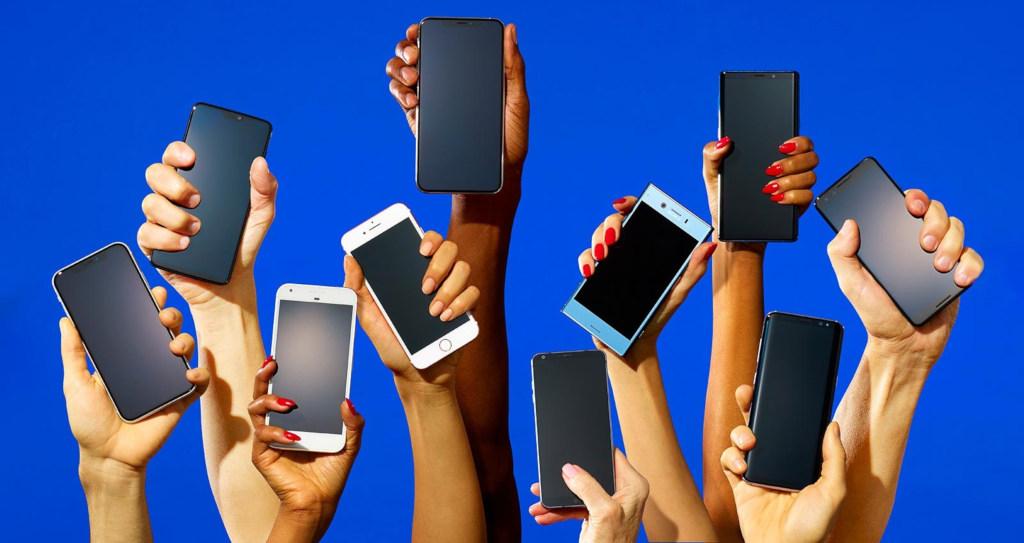 продать мобильный телефон