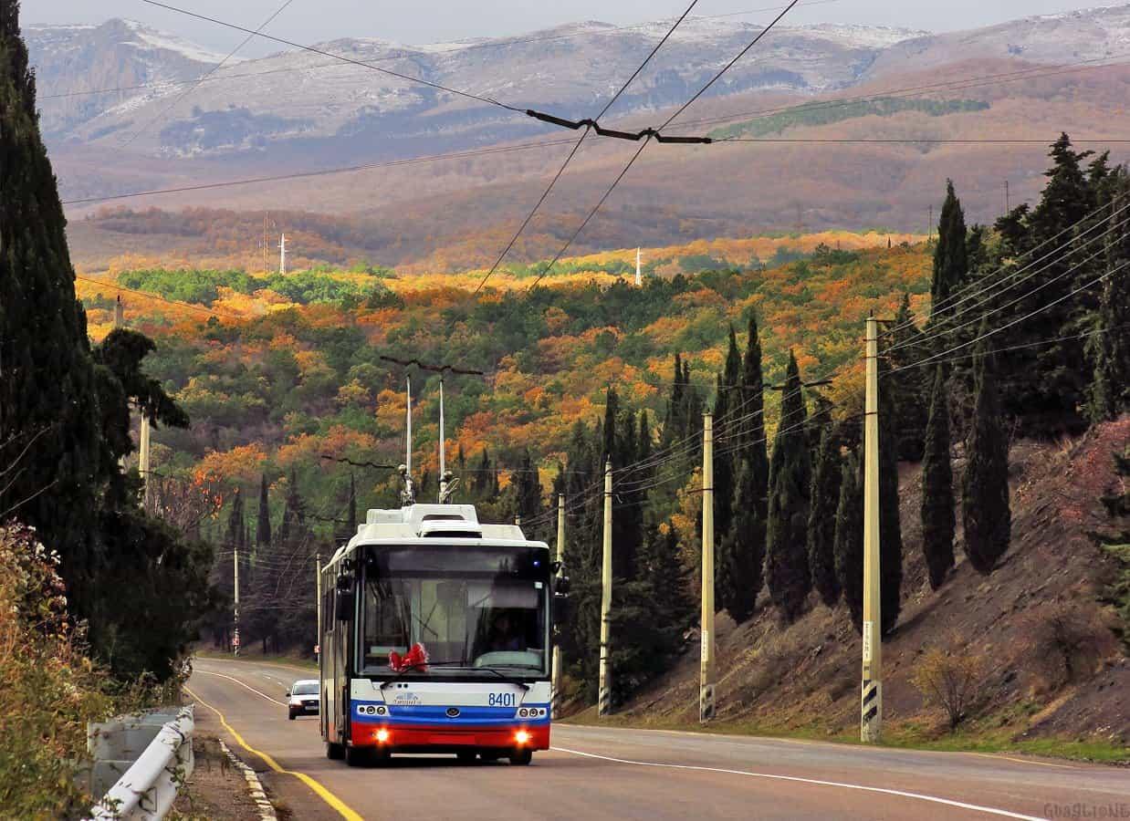 Как добраться из Симферополя в Ялту