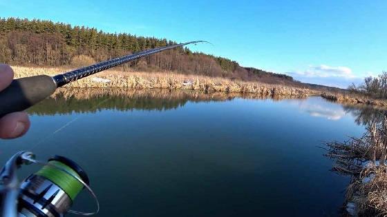 Рыбалка перед нерестом 2021