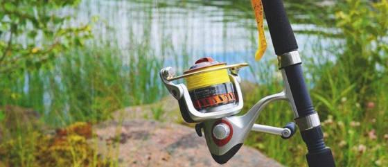 Обслуживание безынерционной катушки для рыбалки