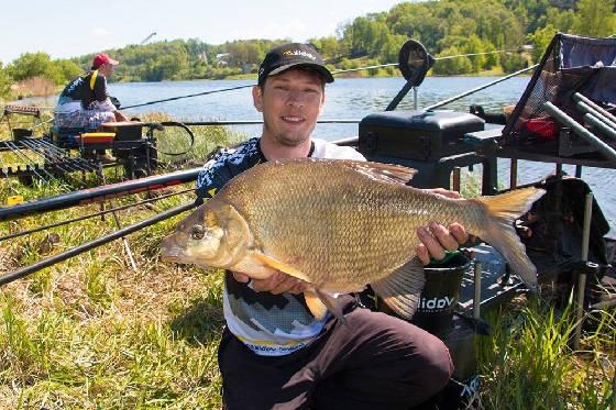 Лещовая рыбалка в Беларуси