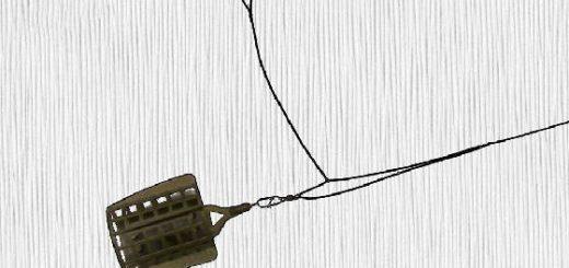 Фидерная оснастка - несимметричная петля