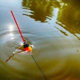 Рыбалка на поплавок вечером