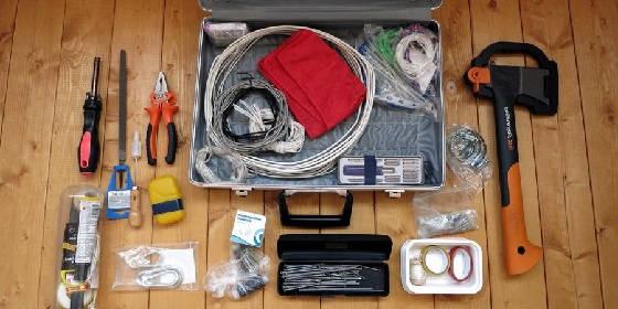 Ремонтный набор для похода