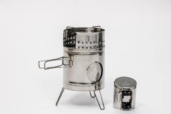 Печка-щепочница PS 1500Т