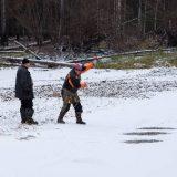 Рыбалка в Шатуре в межсезонье