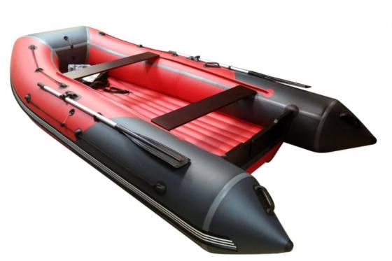 лодка ORCA GT 380