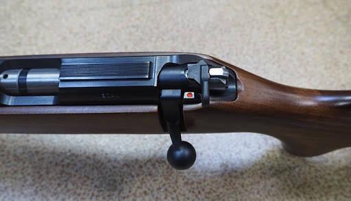 CZ 455 22lr: Стрельба разными патронами