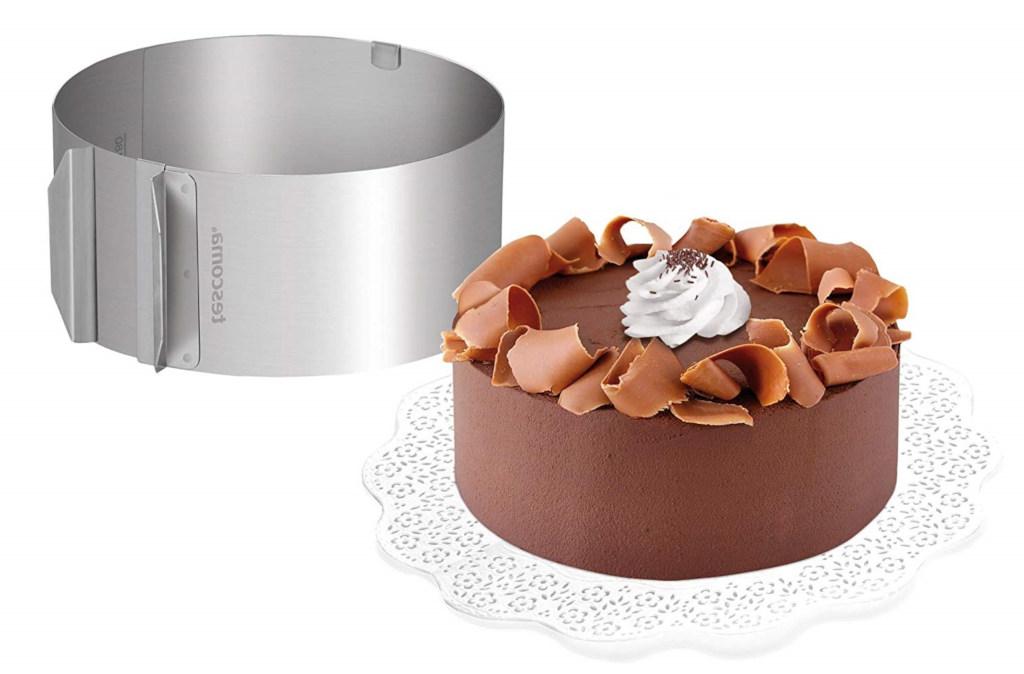 кольцо для сборки торта