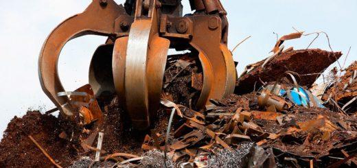 стоимость металлолома за тонну в Москве зависит от металла и объема