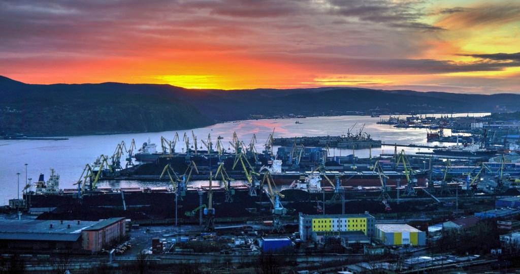 Мурманск фото города