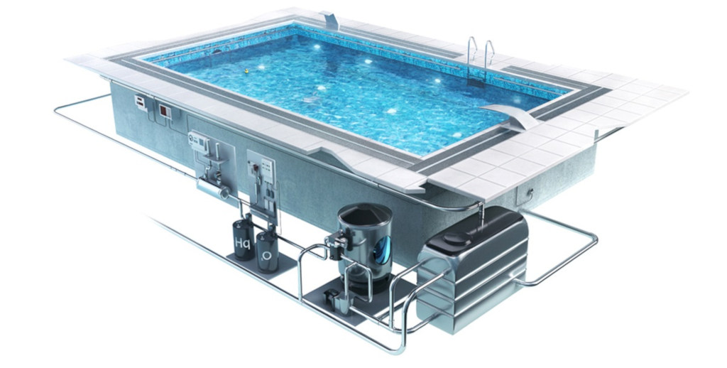 Оборудования для бассейнов