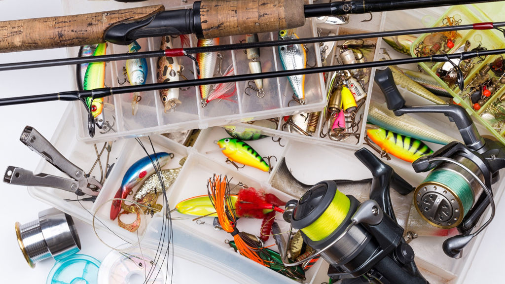 рыболовные снасти оптом