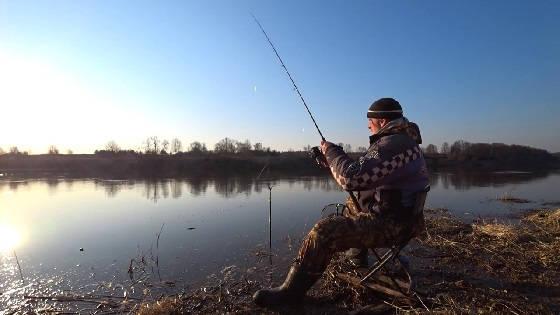 Весенняя Рыбалка на Оке 2021