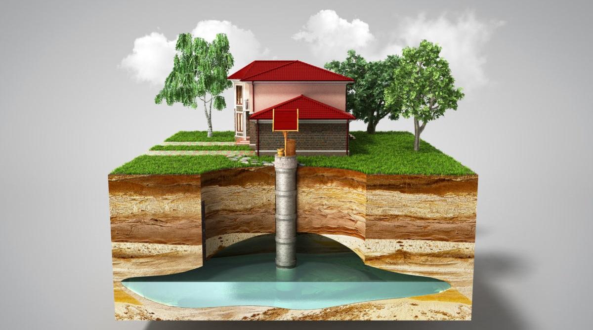 своевременная чистка скважины обеспечит вас водой