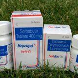 препараты от гепатита С купить