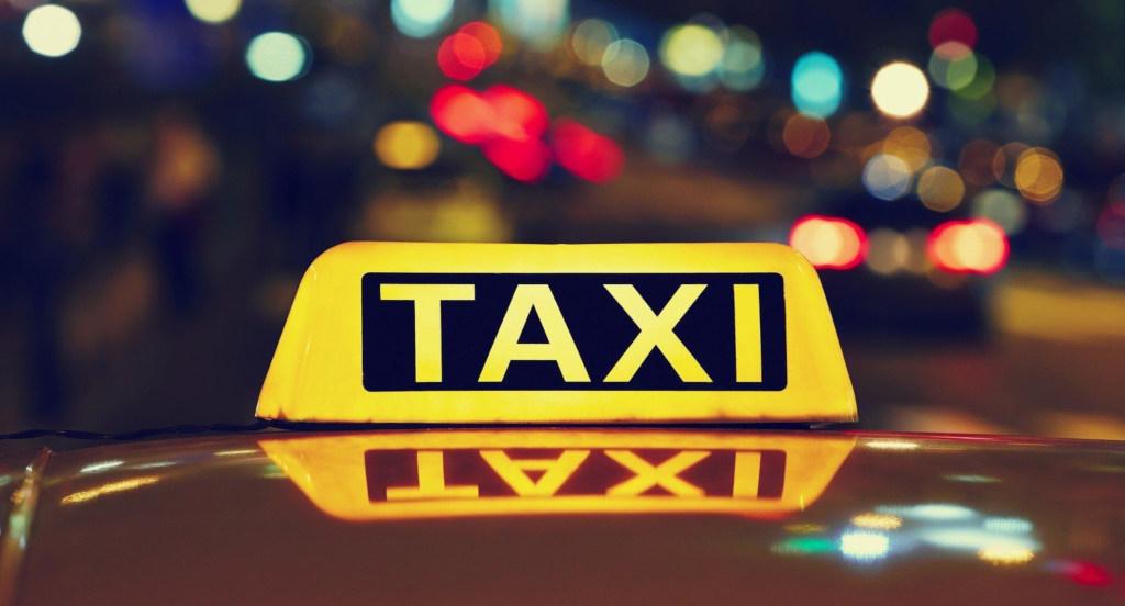 замовити таксі Київ
