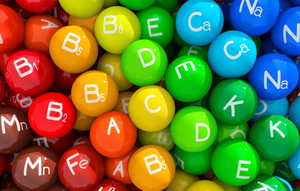 витамины для детей