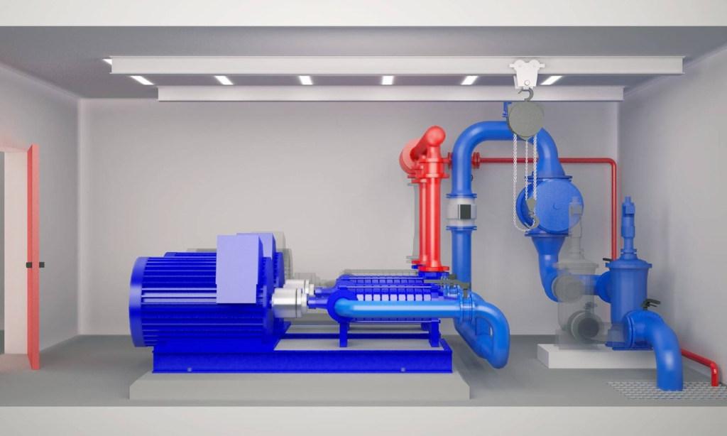 водное оборудование в Суздале