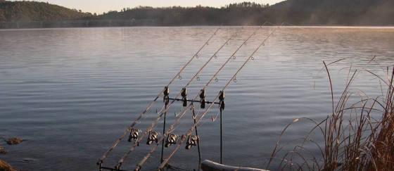 Рыбалка на ДОНКИ ранним утром