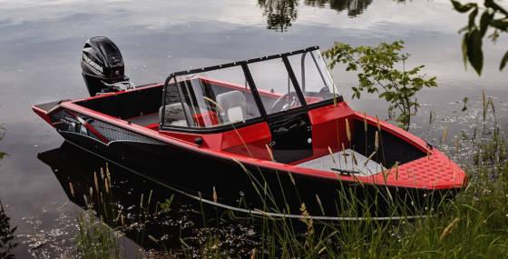 Лодка WINDBOAT 4.5 DCX