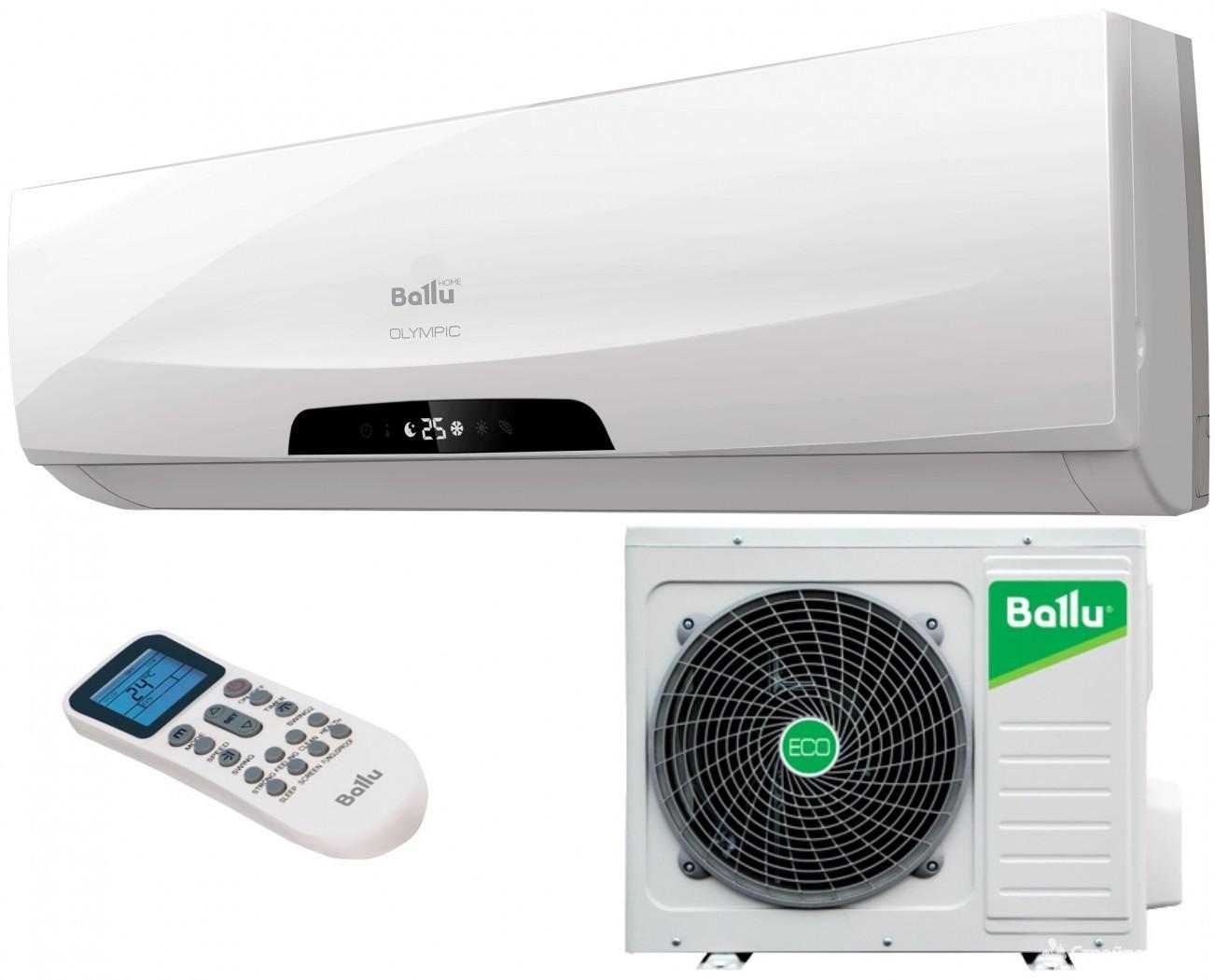 Климатическое оборудование Ballu