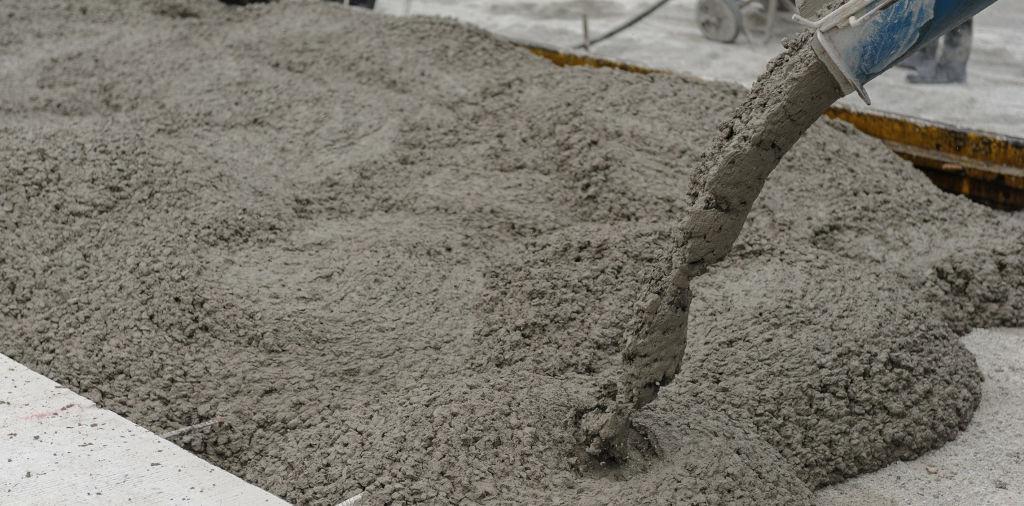 бетон от производителя