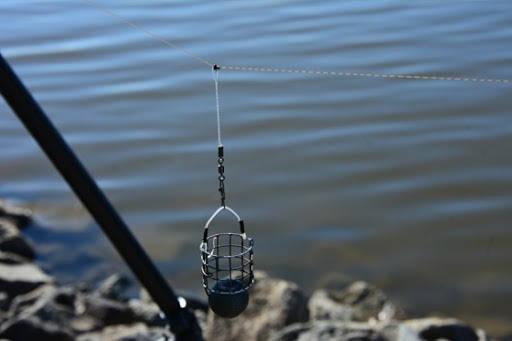 Фидерная оснастка running feeder rig