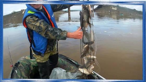 Рыбалка на хапугу весной с берега