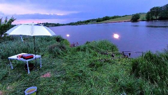 Рыбалка на ТОЛСТОЛОБА с ночёвкой
