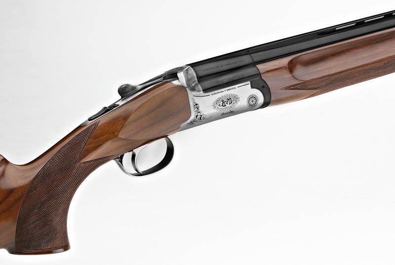 Испанское оружие для спортинга и охоты АYA