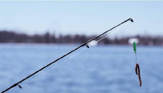 Рыбалка на скалах старого Днепра