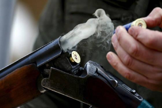 Военные решения в охотничьем оружии