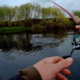 Рыбалка на Спиннинг в Мае