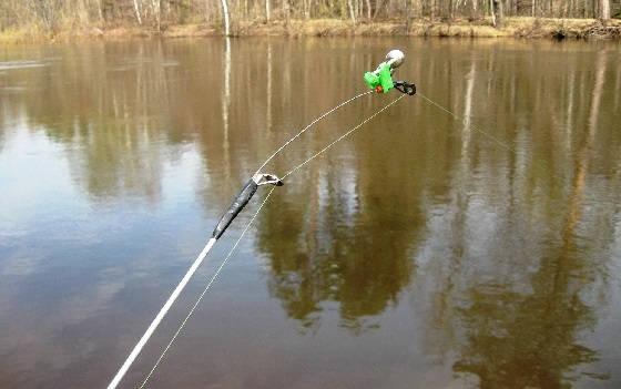 лайфхак для рыбалки на реке