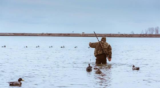 Охота весной 2021