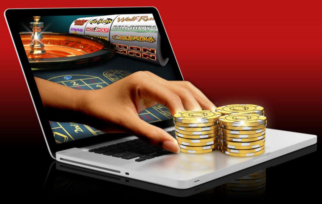 Игра в онлайн-казино