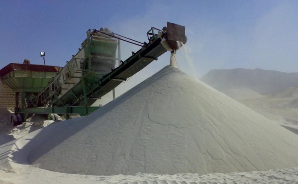 кварцевый песок в Москве