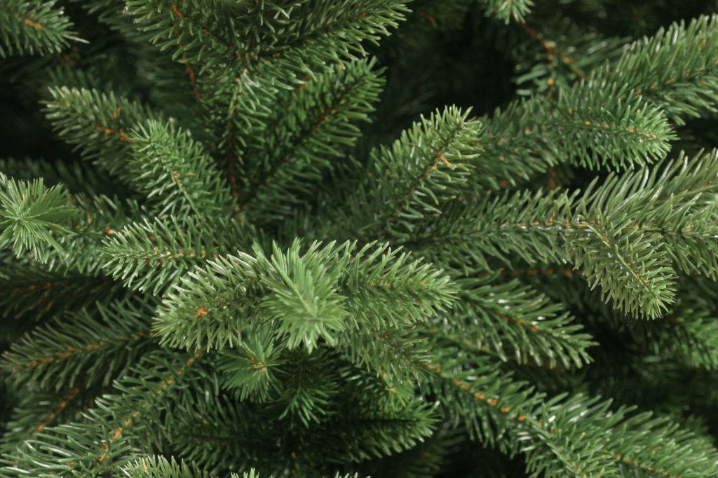 Литые елки
