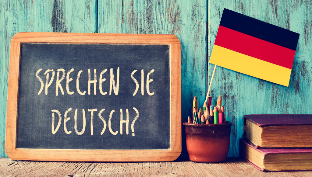 немецкий с нуля