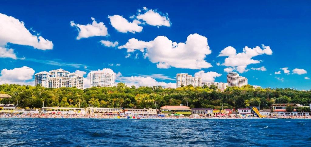 снять жилье возле моря Одесса