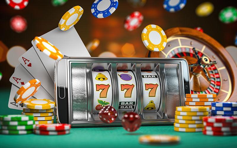 Региональные казино