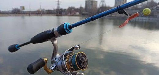 ВЫБОР СПИННИНГА для береговой рыбалки