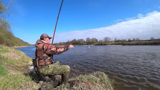 Рыбалка в Майские Праздники