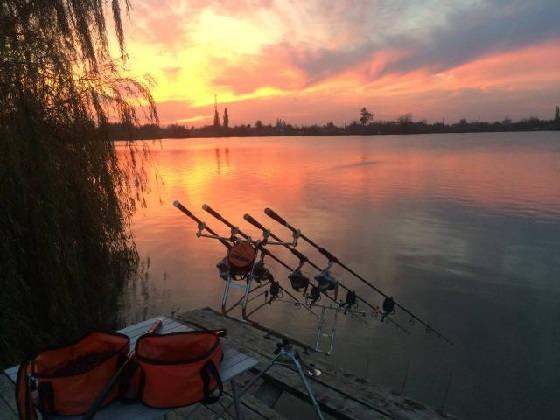 Рыбалка на карпа: Чемпионат Адыгеи