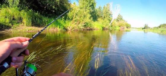 Ультралайт рыбалка